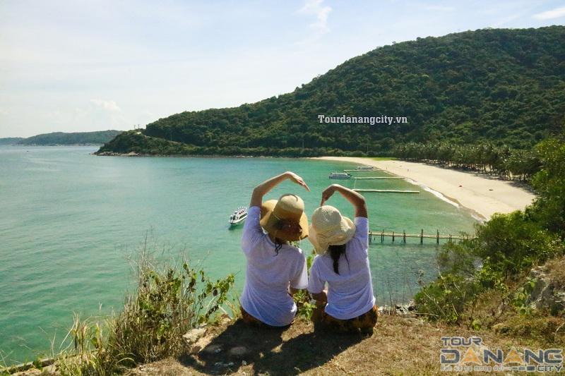 Thời điểm thích hợp nhất để đi tour Cù Lao Chàm là mùa hè.