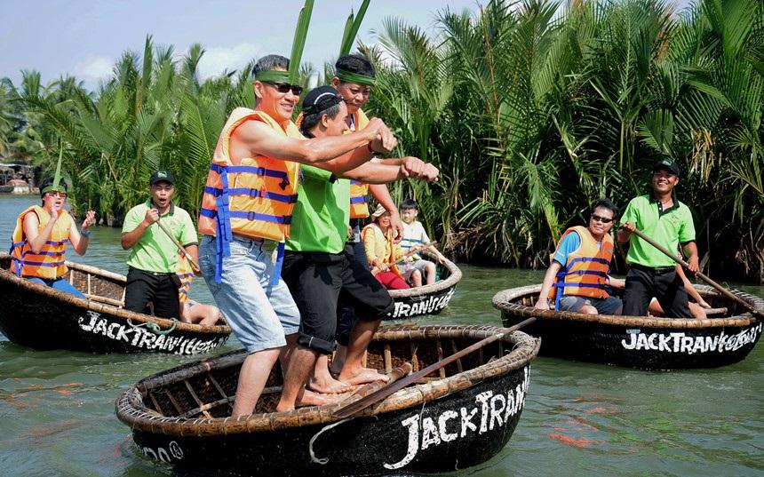 Tour rừng dừa 7 mẫu