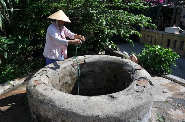 Giếng cổ Chăm tại Cù Lao Chàm