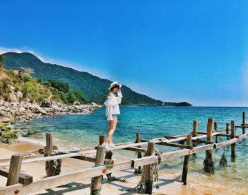 Lịch trình du lịch cù lao chàm