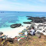 Chiêm ngưỡng vẻ đẹp hoang sơ tựa như thiên đường của Đảo Lý Sơn
