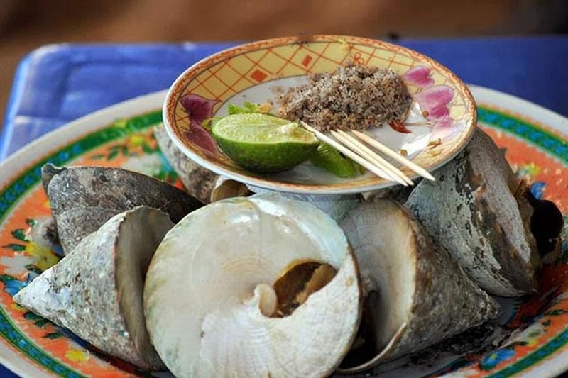 Đặc sản đảo cù lao chàm