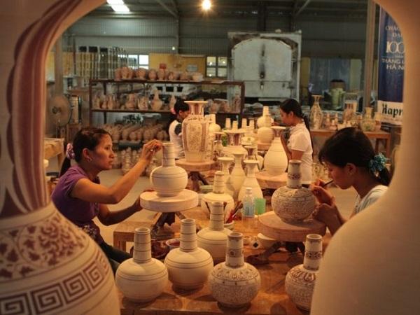 xưởng thủ công mỹ nghệ tại Hội An - địa điểm du lịch hội an đà nẵng