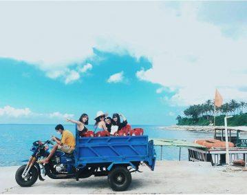 đảo Lý Sơn cách Đà Nẵng bao xa