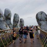 [Tất tần tật] Cầu Vàng Đà Nẵng, điểm check in CỰC HÓT 2019