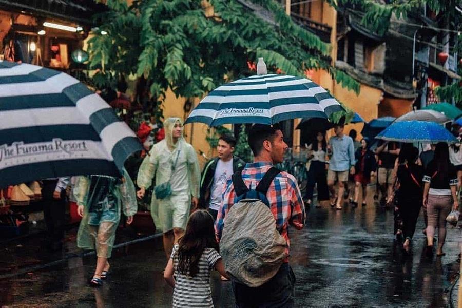 Du lịch Hội An vào mùa mưa