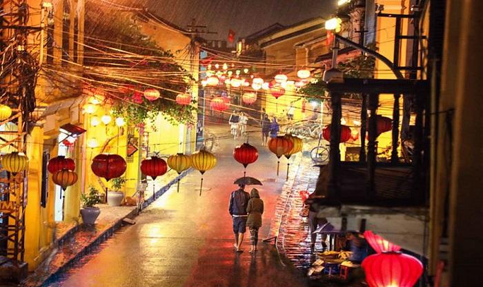 kinh nghiệm du lịch hội an vào mùa mưa