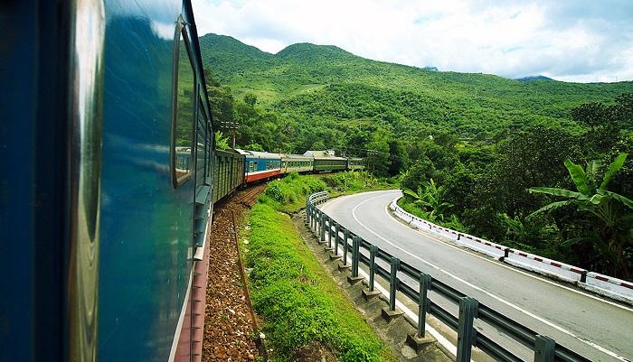 Đi Huế bằng tàu hỏa