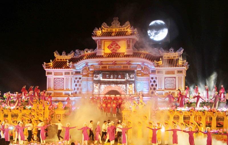 Festivel du lịch Huế