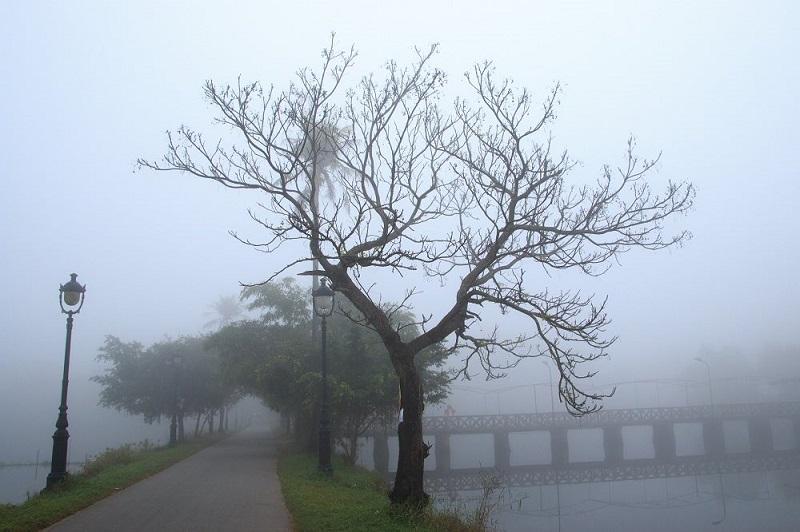 Mùa đông xứ Huế