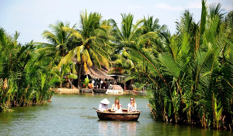 review tour rừng dừa bảy mẫu