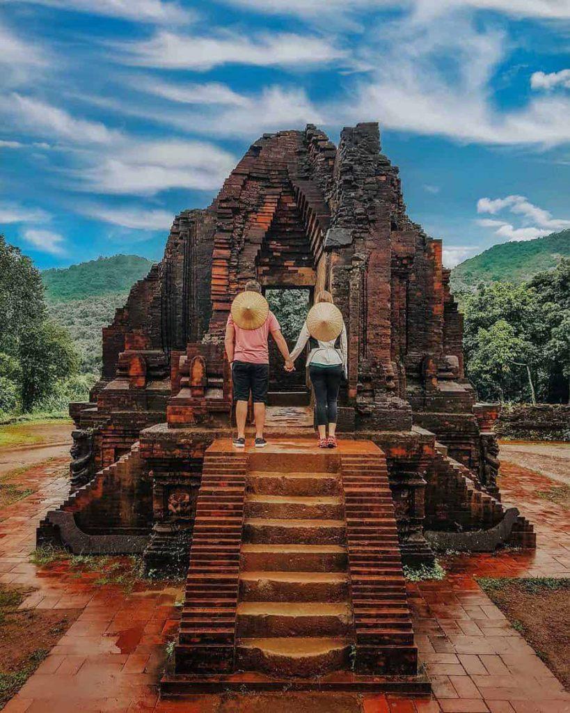 tour thánh địa Mỹ Sơn