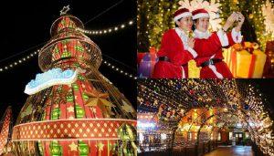 tour vinpearl land nam Hội An dịp Noel