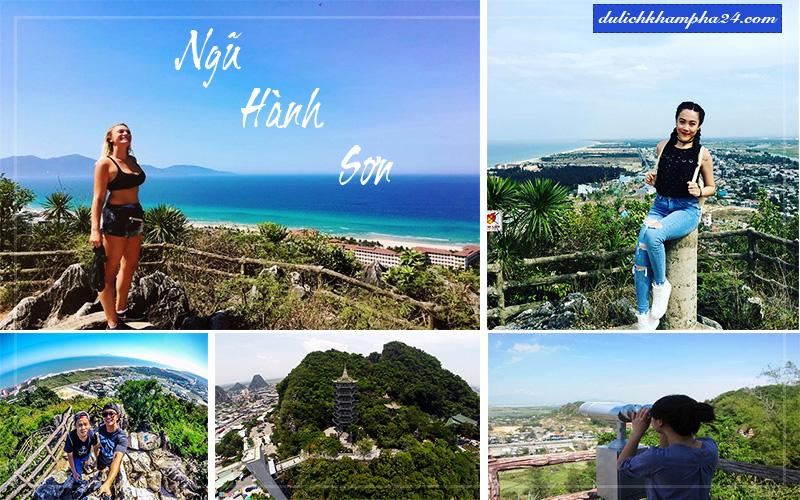 Tour Ngũ Hành Sơn - Hội An 1 ngày từ Đà Nẵng