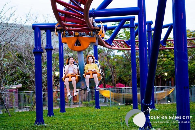 vé công viên châu á đà nẵng