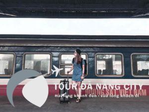 du lịch Hội An bằng tàu hỏa