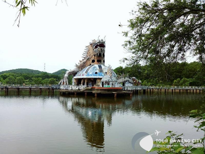 hồ thủy tiên huê
