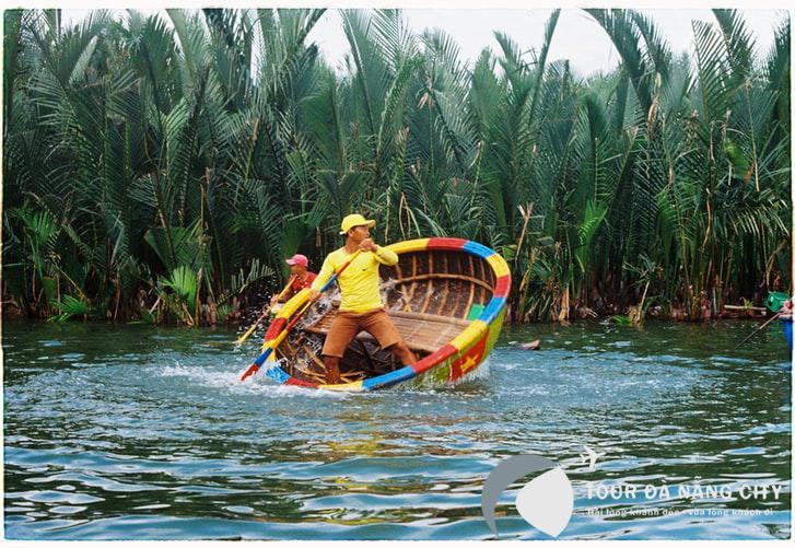 rừng dừa bảy mẫu tam thanh