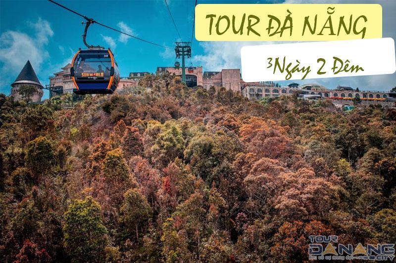 tour Đà Nẵng 3 ngày 2 đêm