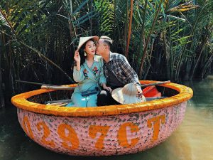 kinh nghiệm du lịch rừng dừa bảy mẫu