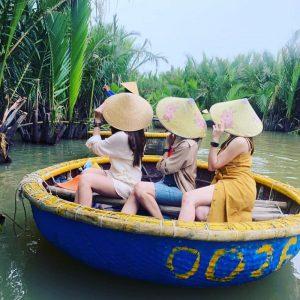 rừng dừa bảy mẫu có gì chơi