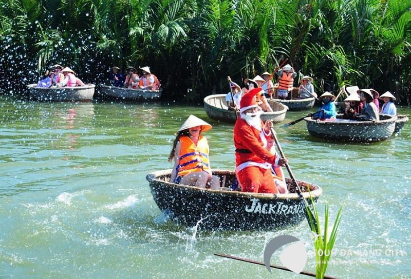 tour rừng dừa bảy mẫu hội an