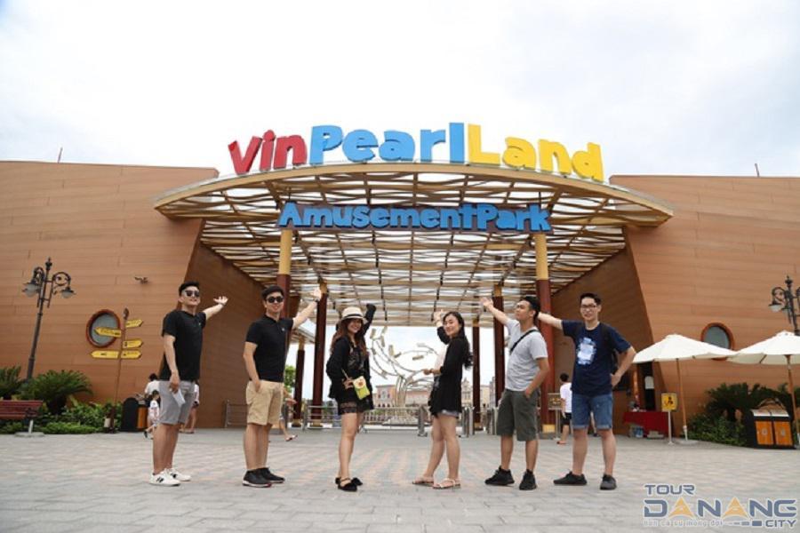 tour Vinpearl Hội An 1 ngày
