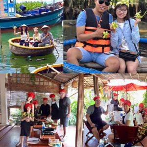 tour rừng dừa bảy mẫu giá rẻ