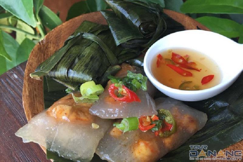Bánh lọc ở thành phố Huế