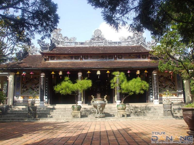 Chùa Từ Hiếu ở thành phố Huế