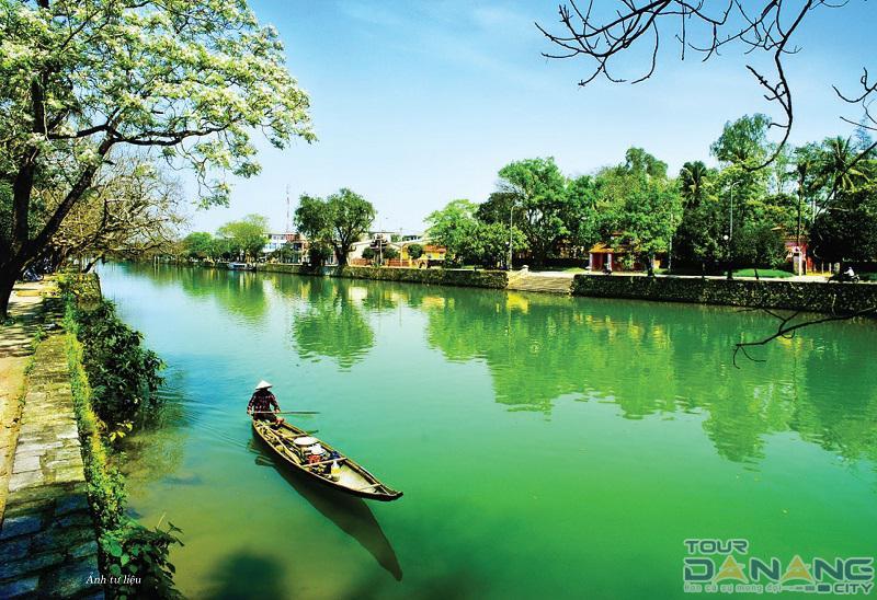 Khí hậu nhiệt độ ở thành phố Huế