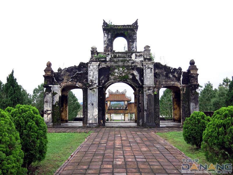 Văn Miếu ở thành phố Huế
