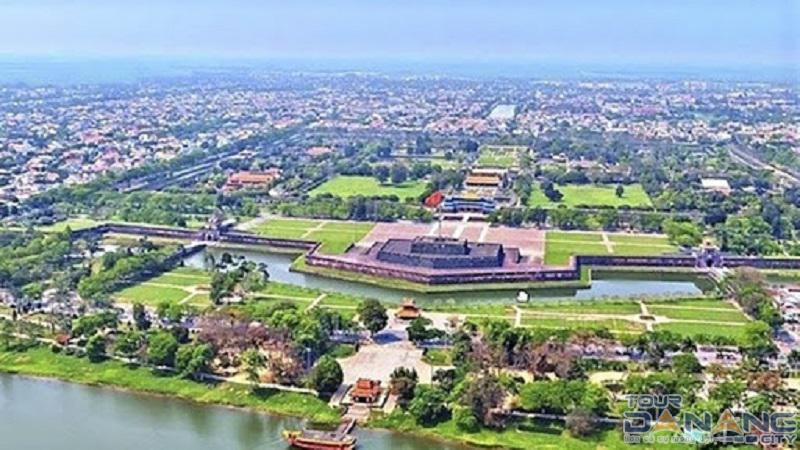 Vị trí địa lý thành phố Huế