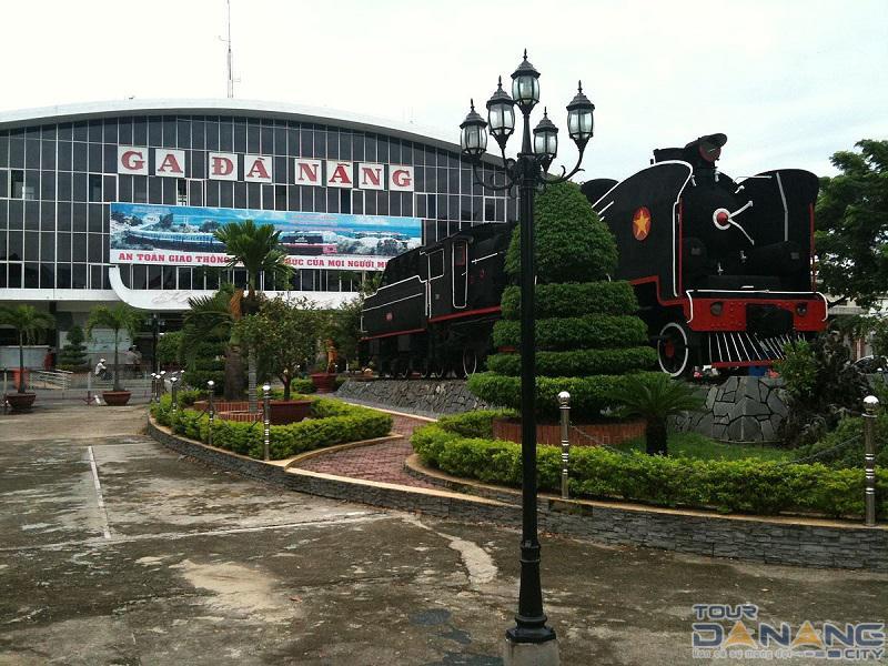 Ga tàu Đà Nẵng