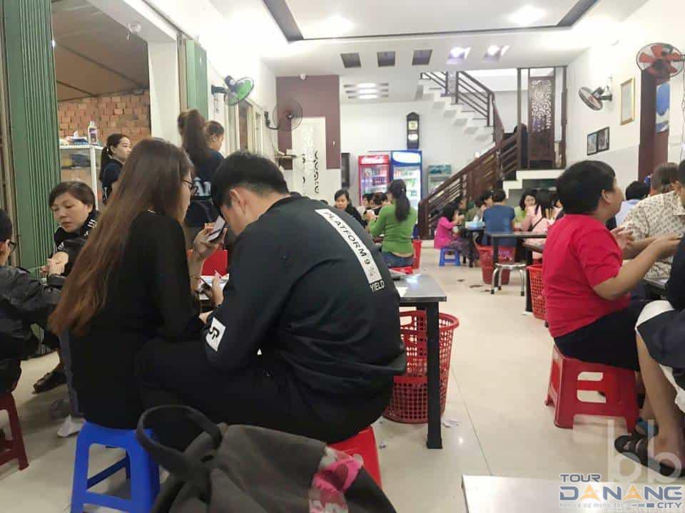 Quán Vân - Quán bánh bột lọc Đà Nẵng