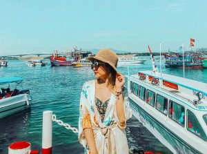 Tour du lịch cù lao chàm đi bộ dưới biển