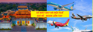 Vé máy bay Hà Nội Huế