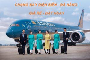 vé máy bay điện biên đà nẵng