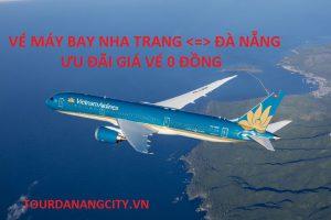 Vé máy bay Nha Trang Đà Nẵng
