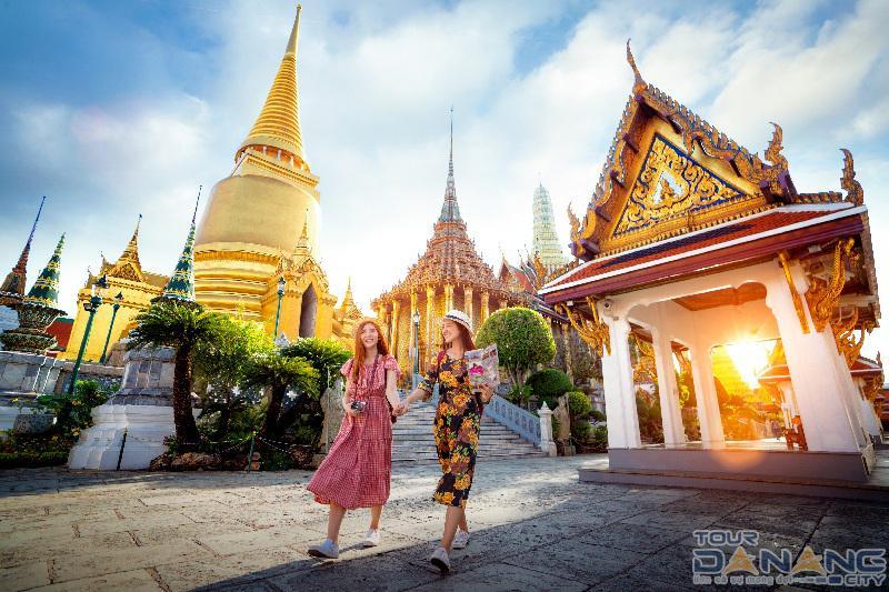 Thái Lan là một điểm đến hấp dẫn nhiều du khách.