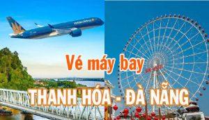 Vé máy bay Thanh Hóa Đà Nẵng