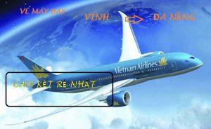 vé máy bay vinh đà nẵng