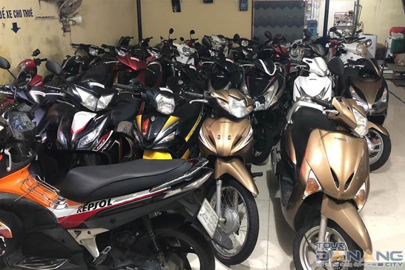 thuê xe máy tại Huế