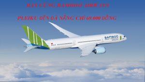 Vé máy bay Pleiku Đà Nẵng