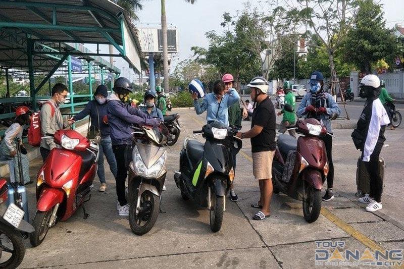 thuê xe máy Đà Nẵng