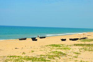 bãi biển Hội An