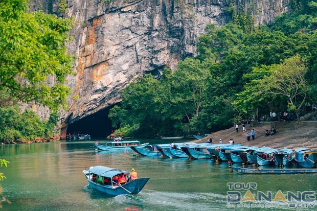 Tour Huế Phong Nha Thiên Đường 1 ngày