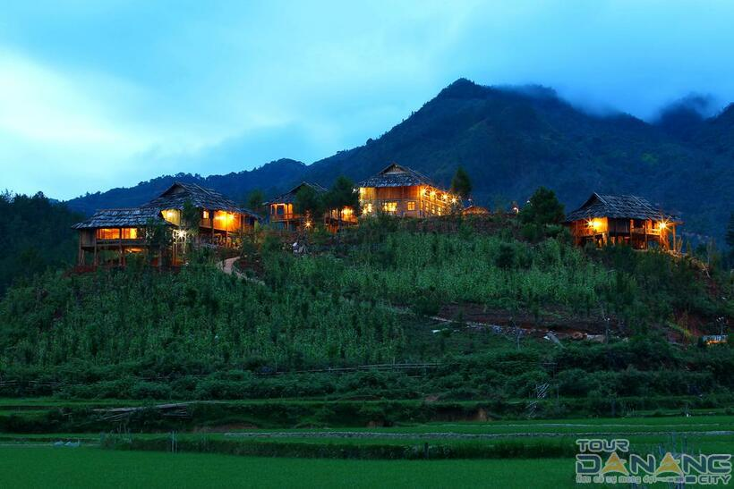 Resort Mù Cang Chải Eco Lodge