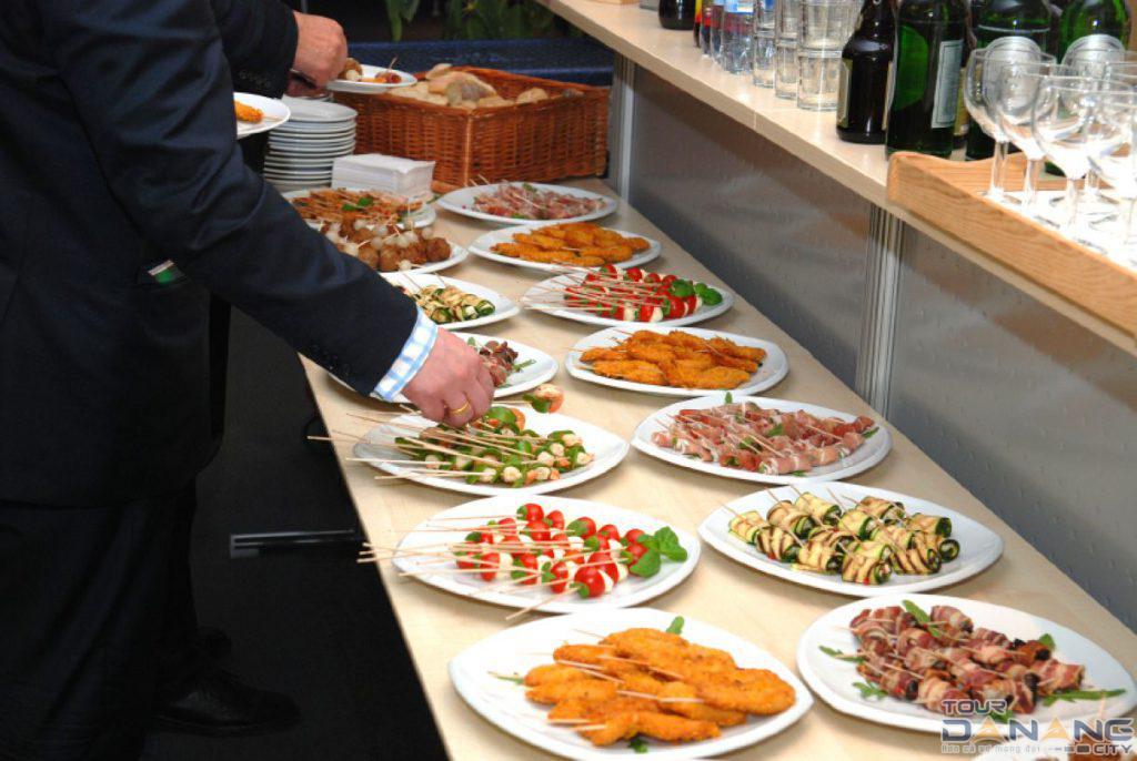 Quán buffet ở Huế được đánh giá cao