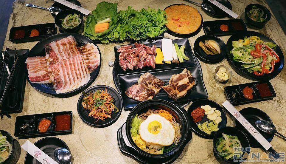 Quán buffet Huế rẻ và ngon, đảm bảo chất lượng